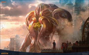 обоя magic,  the gathering - kaladesh, видео игры, kaladesh, action, карточная, the, gathering, ролевая