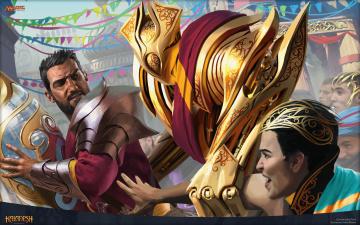 обоя magic,  the gathering - kaladesh, видео игры, карточная, the, gathering, kaladesh, action, ролевая