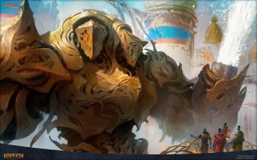 обоя magic,  the gathering - kaladesh, видео игры, карточная, ролевая, action, the, gathering, kaladesh