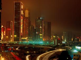 обоя hongkong, города, гонконг, китай