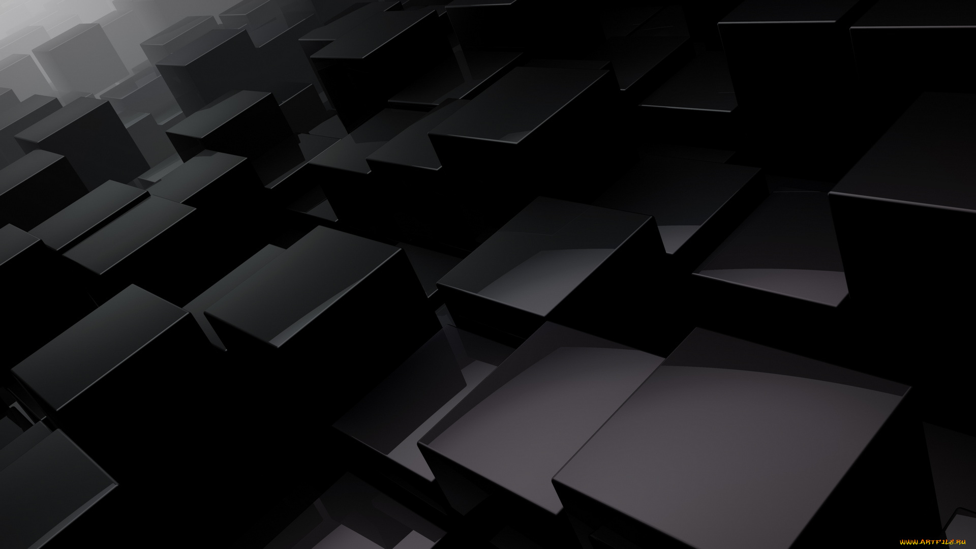 full black wallpaper - HD1920×1080