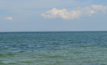 Картинка природа моря океаны небо море облака