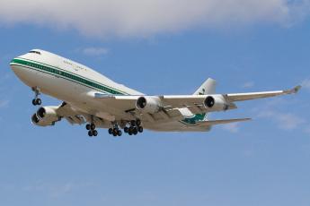 Картинка boeing+747 авиация пассажирские+самолёты авиалайнер