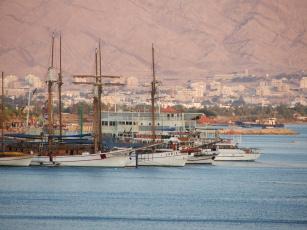 обоя eilat, israel, корабли, порты, причалы