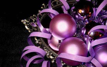 Картинка праздничные шарики