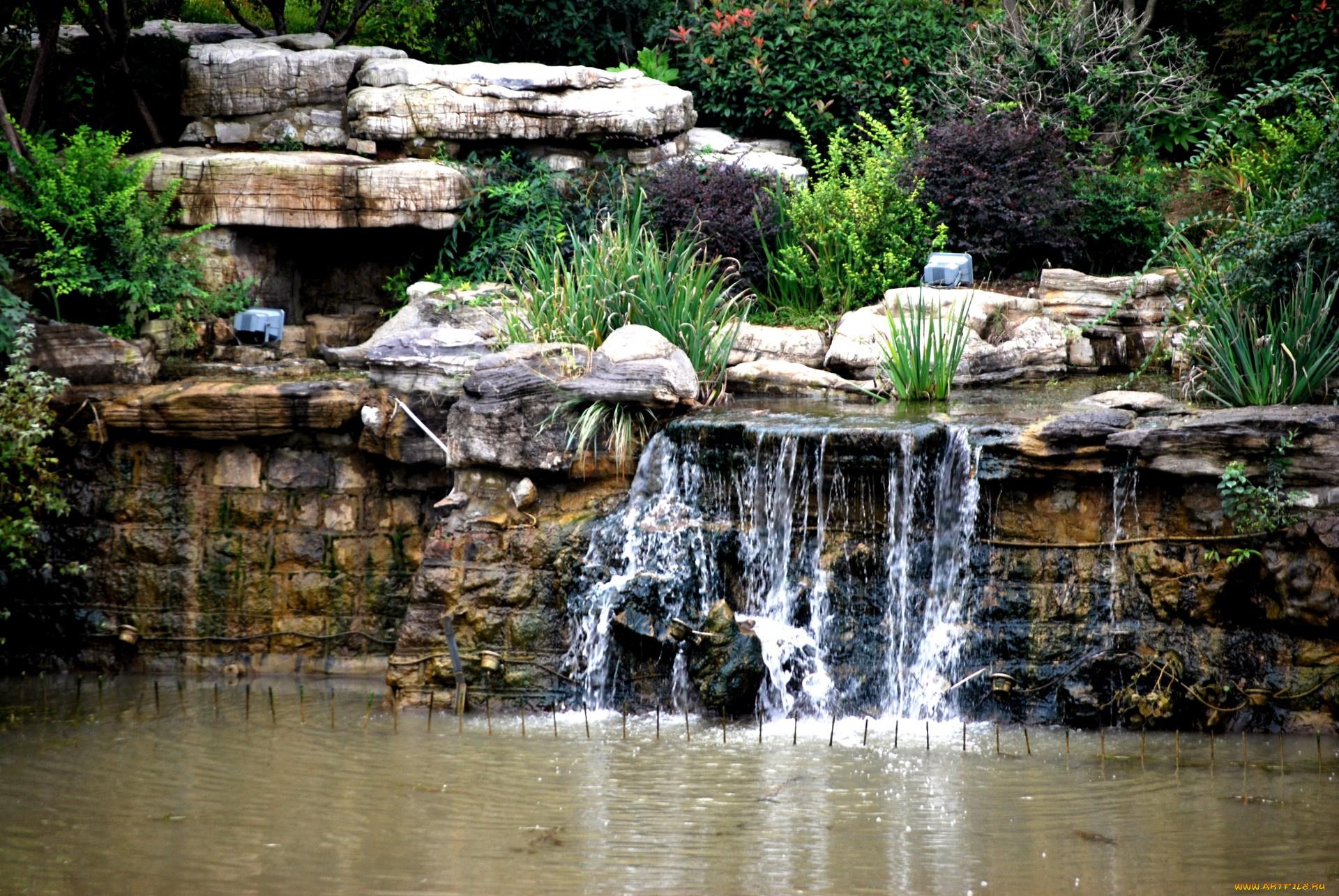 великобритании картинки водоемов с водопадом королевстве