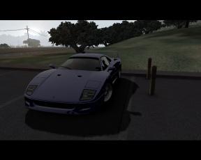 Картинка видео игры test drive unlimited