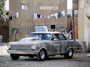 Картинка автомобили hotrod dragster