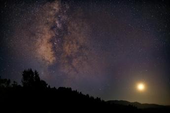 Картинка космос галактики туманности звезды пространство млечный путь