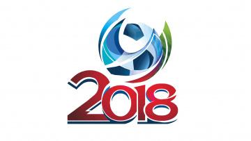 обоя спорт, логотипы турниров, логотип, football, мяч, россия, russia, Чемпионат, мира, кубок, 2018, Чм, по, футболу, world, cup