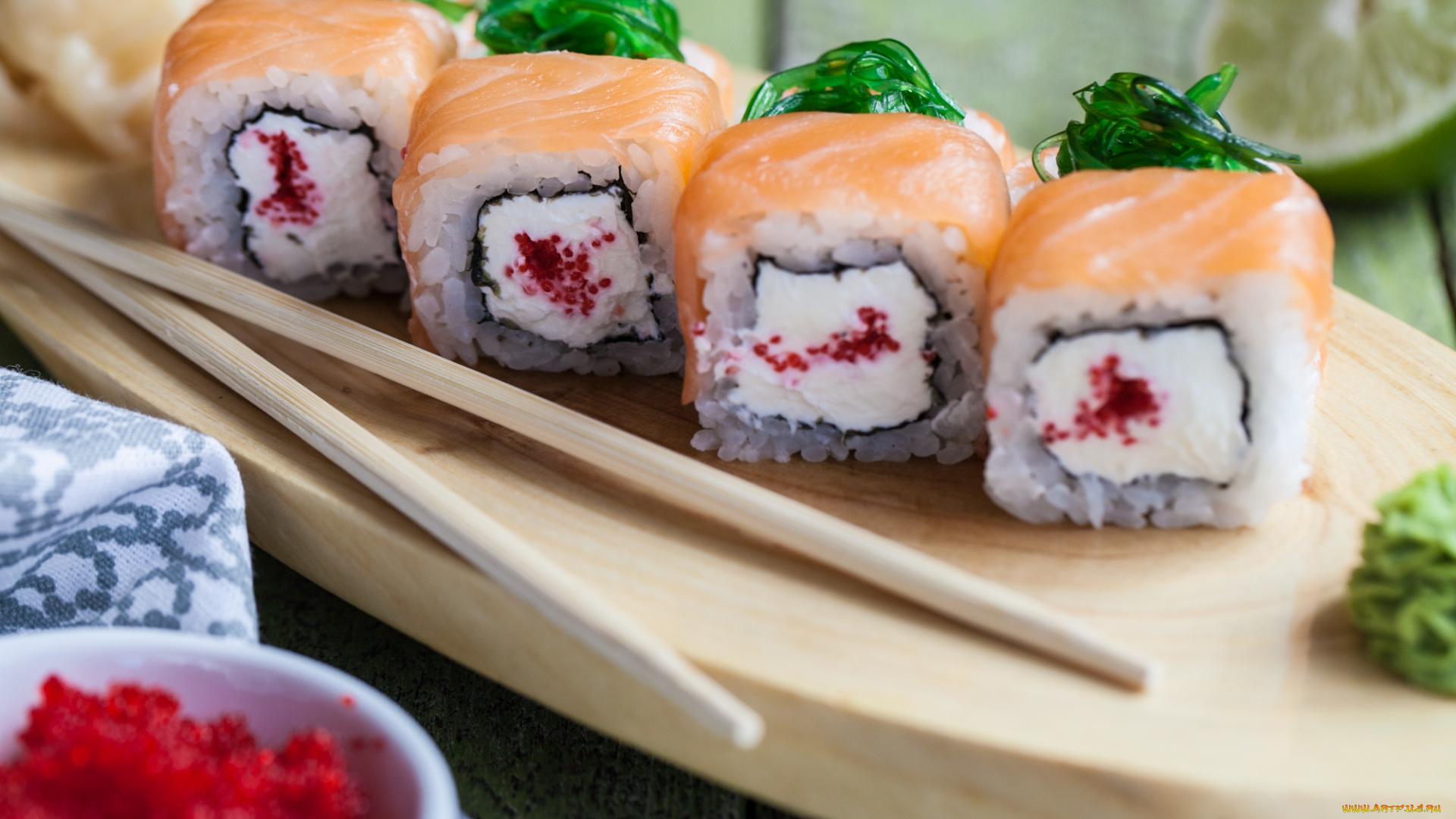 открытки суши легкое исполнении