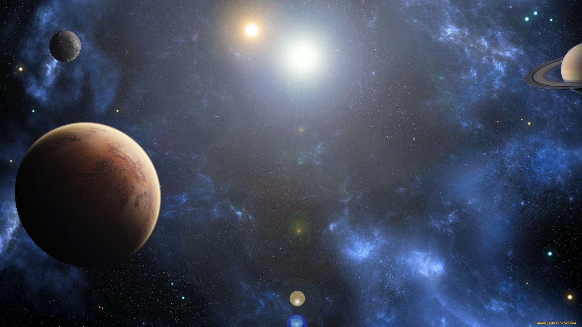 картинки на рабочий стол планеты солнечной системы могу сказать