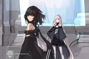 Картинка аниме pixiv+fantasia fantasia paradise pffk swd3e2 арт девушки pixiv