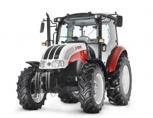 Картинка техника тракторы steyr