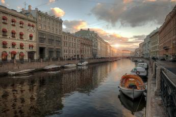 обоя города, санкт-петербург,  петергоф , россия, спб, канал, ленинград, питер