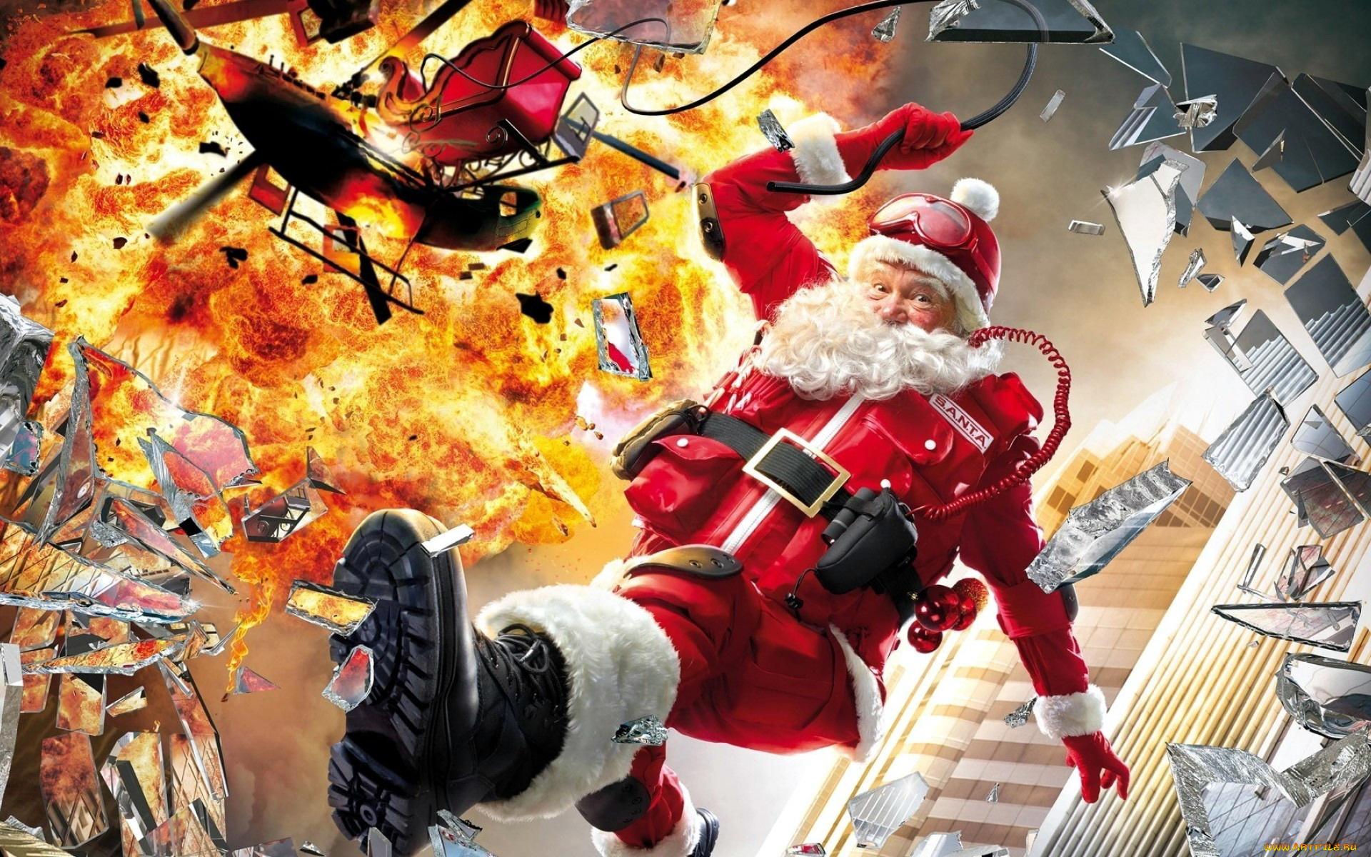 Санта-Клаус  № 967486  скачать