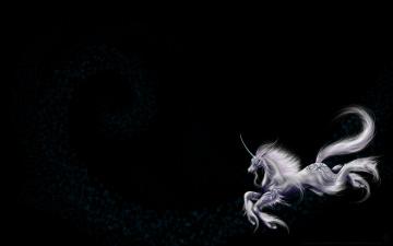 Картинка рисованные животные +сказочные +мифические единорог