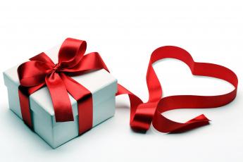 Картинка праздничные подарки+и+коробочки красный лента подарок коробка бант