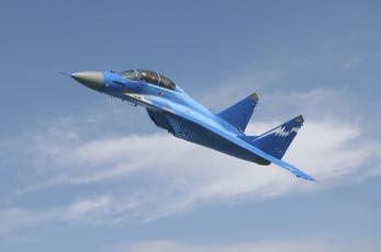 обоя миг- 29, авиация, боевые самолёты, миг-, 29, истребитель, полёт