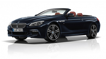обоя bmw 6 series convertible 2017, автомобили, bmw, 6, series, convertible, 2017