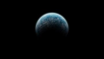 обоя космос, арт, планета, вселенная, звезды