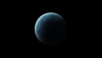 Картинка космос арт планета вселенная звезды
