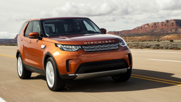 Картинка land-rover+discovery+hse-td6+2018 автомобили land-rover 2018 hse-td6 discovery