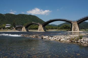 Картинка города мосты мост река