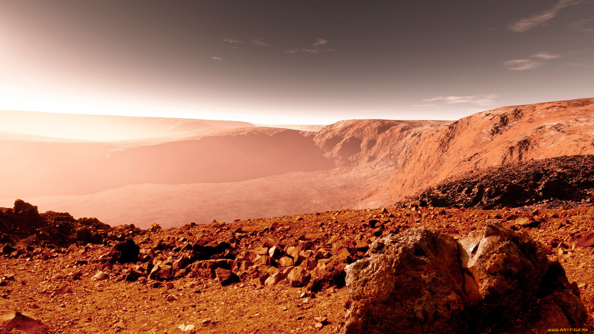 NASAs realtime portal for Mars exploration featuring the latest news images and discoveries from the Red Planet