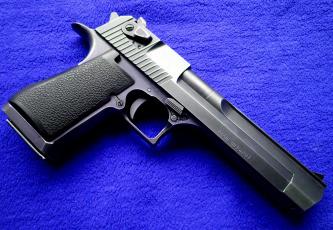 обоя desert eagle, оружие, пистолеты, ствол