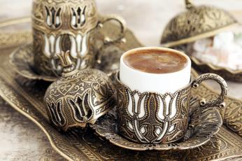 обоя еда, кофе,  кофейные зёрна, блюдце, чашка, напиток