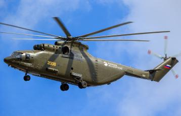 обоя mi-26t2, авиация, вертолёты, вертушка