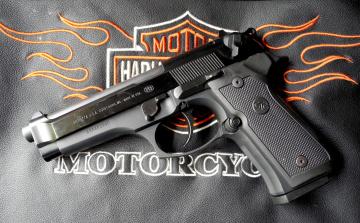 обоя beretta 92fs 9mm, оружие, пистолеты, ствол