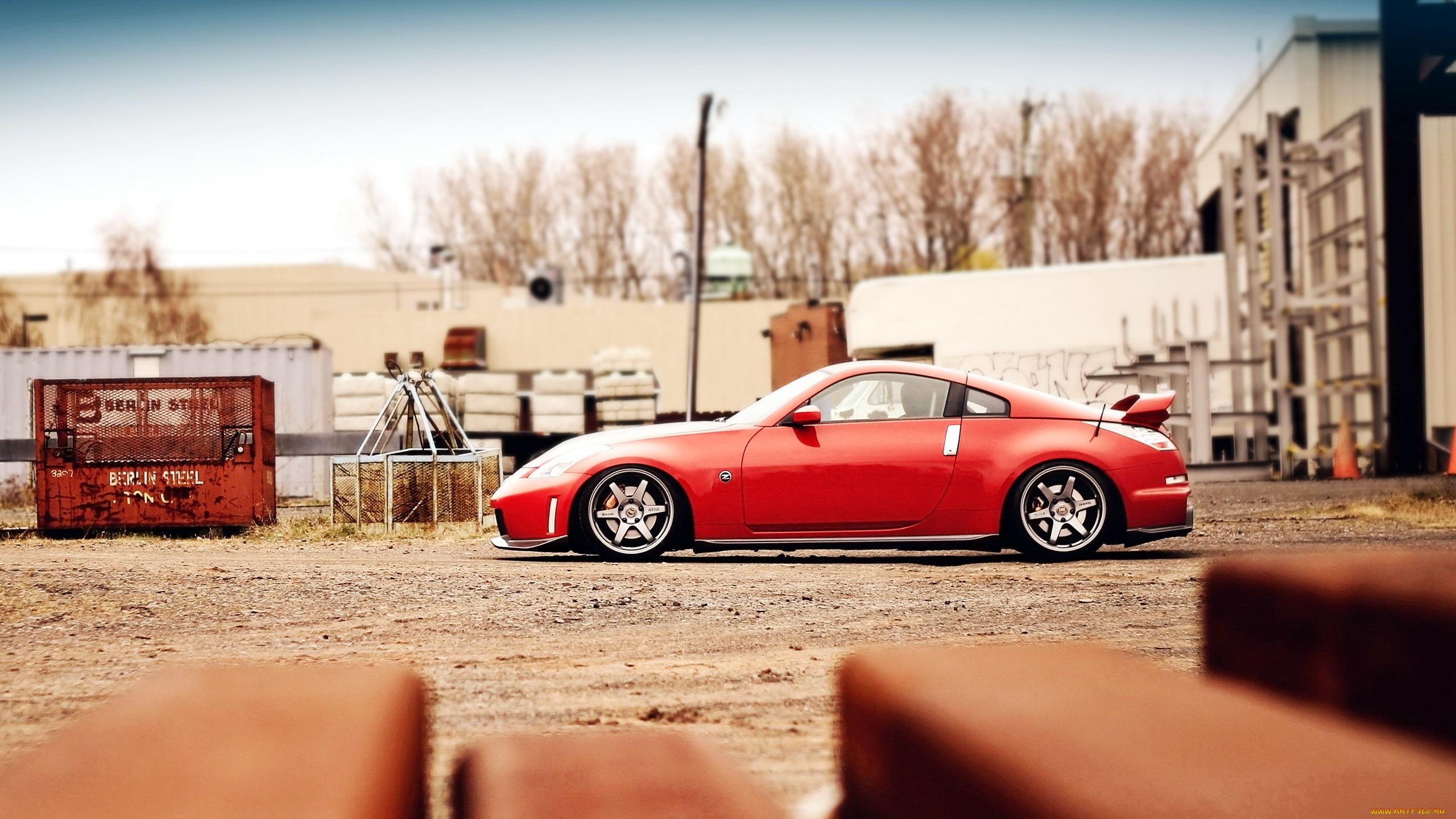 Nissan 350Z автомобиль car скачать