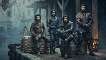 Картинка кино+фильмы the+three+musketeers персонажи