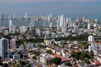 Картинка cartagena +colombia города -+панорамы картахена колумбия