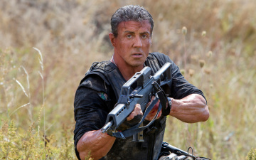 обоя the expendables 3, кино фильмы, the expendables 2, оружие, солдат
