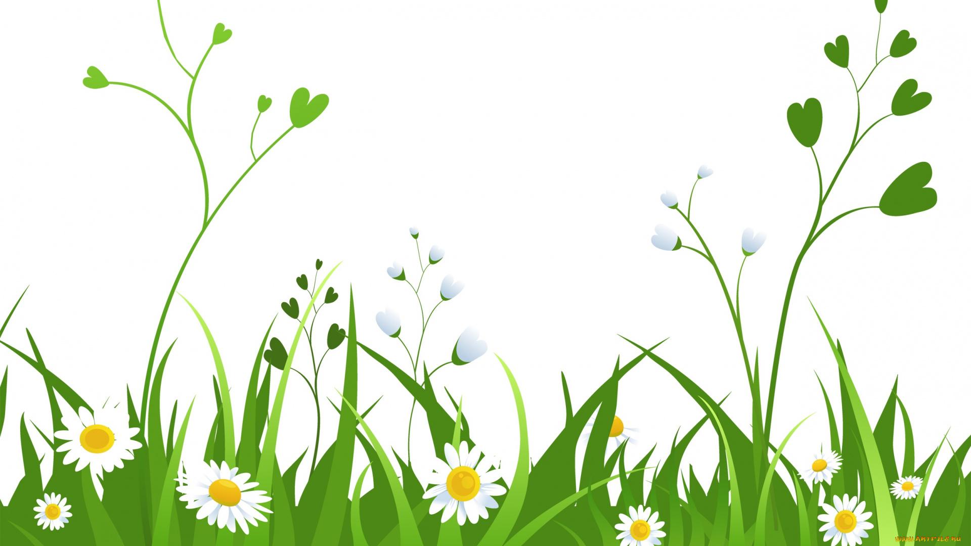 любовь трава цветы графика загрузить