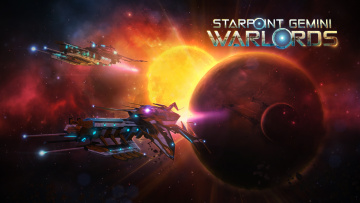 Картинка видео+игры starpoint+gemini+warlords симулятор ролевая космос starpoint gemini warlords