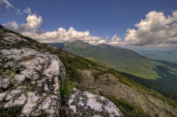 Картинка new hampshire usа природа горы