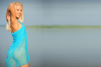 обоя девушки, -unsort , блондинки, marina, c