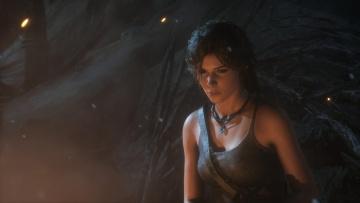 обоя видео игры, rise of the tomb raider, персонаж