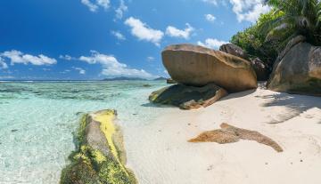 обоя природа, тропики, океан, острова