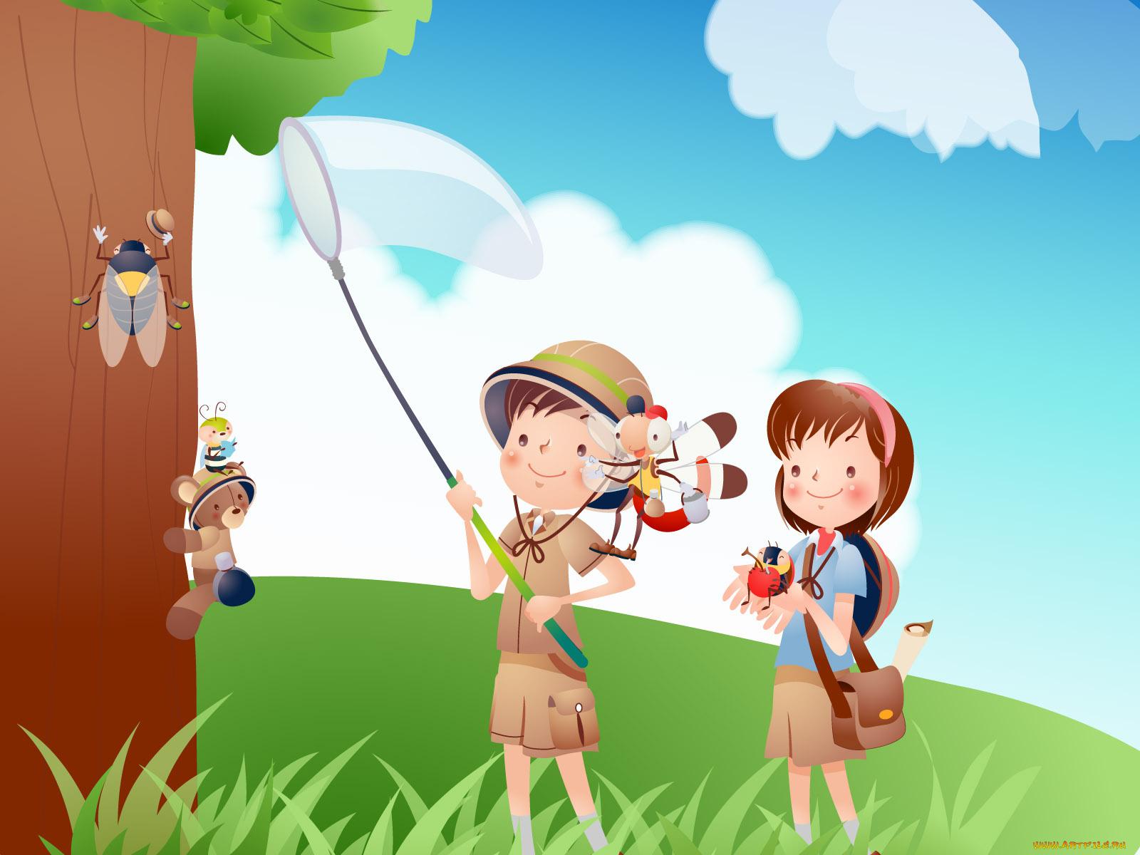 Создать, картинки для детей отдыхать