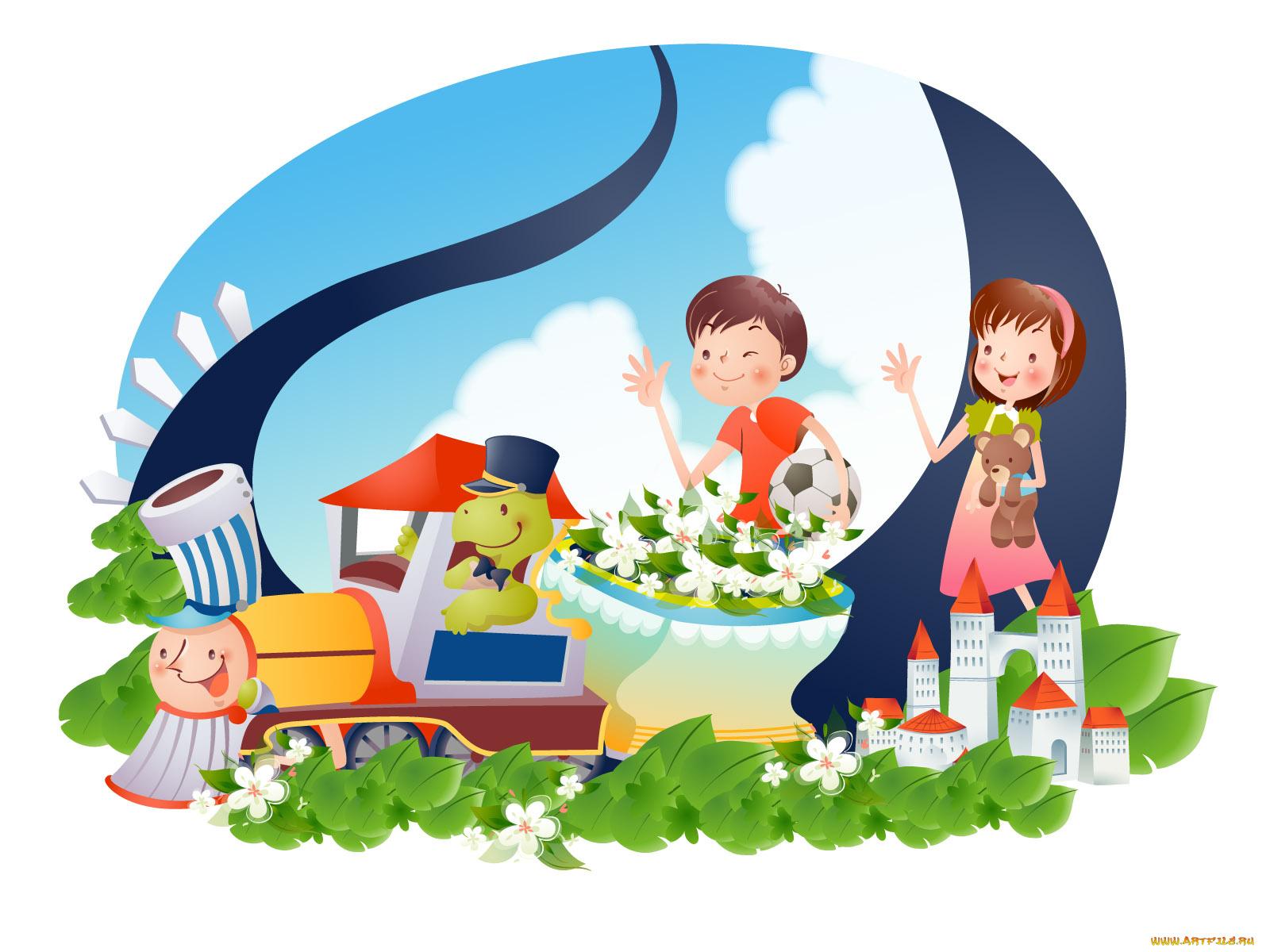 Книге, детский лагерь картинки нарисованные