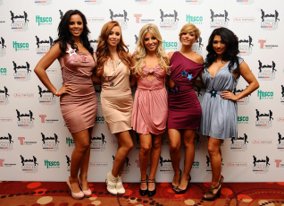 Картинка музыка the saturdays