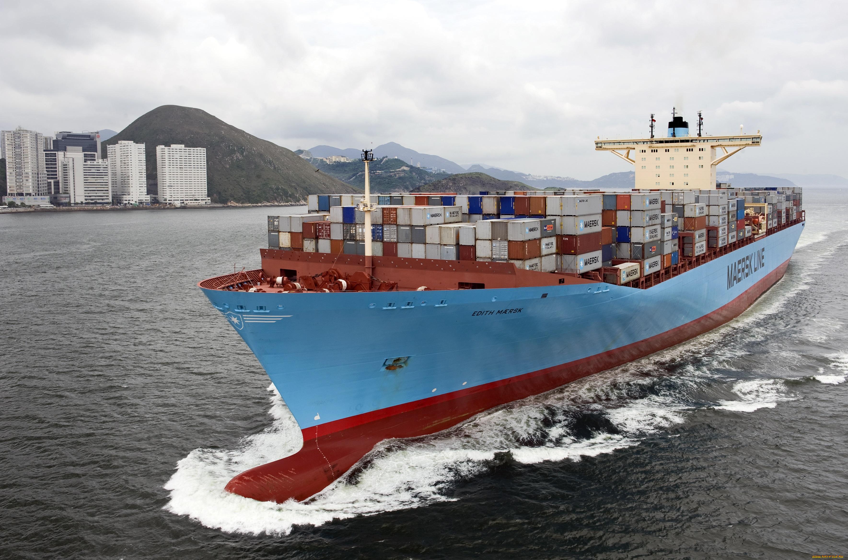 картинки торговых судов настоящего