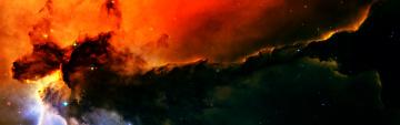 Картинка вселенная космос арт звезды галактики туманности