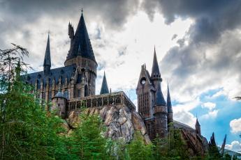 Картинка hogwarts+castle города -+дворцы +замки +крепости замок