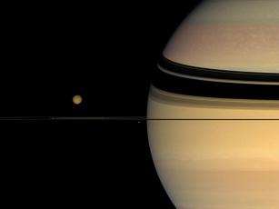Картинка сатурн космос